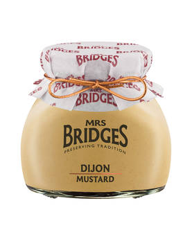 Dijon Mustard Mrs Bridges 200g - Mustards, chutneys and mayonnaise - MB8471 - 1