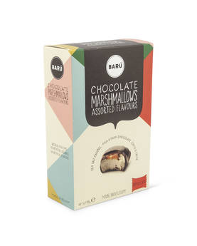 Chocolate Marshmallows Assorted Flavours - Marshmallows - BA900251 - 1