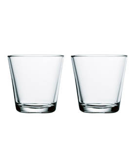 Tumbler Kartio 21cl Iittala 2-pack - Water Glasses - IIT1008533 - 1