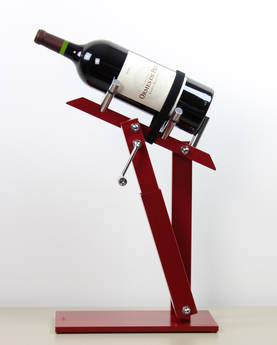 Decanting Cradle VCANTER Rustico 3 - Wine Pouring Devices - VCNTRU03 - 1