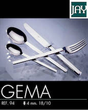 Cutlery Set Jay Gema (24 pieces) - Tableware - JAY16094524 - 1