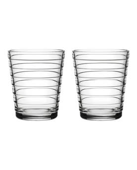 Tumbler Aino Aalto 22cl iittala 2-pack - Water Glasses - IIT1008545 - 1