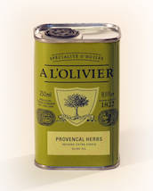 Olive Oil with Provencal Herbs 250ml - Olive oils - AOLH515 - 1