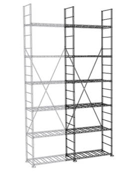 Wine CellarAdditional Shelf LaCave 215cm - Wine Cellar Shelves - 095475 - 1
