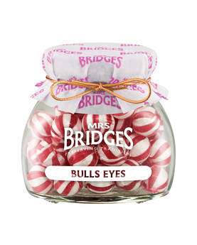 Bulls Eyes Sweets Mrs Bridges 155g - Sweets - MB2146 - 1