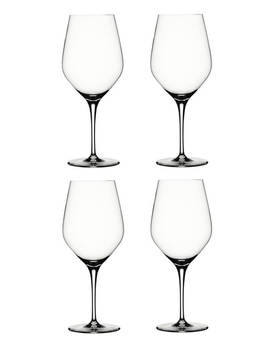 Red Wine Glass Authentis 650ml (x4) - Spiegelau Wine Glasses - 4400177 - 6