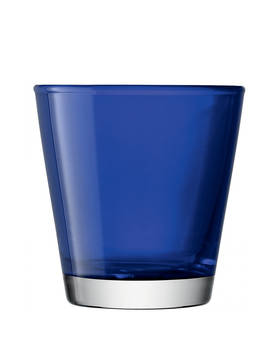 Tumbler LSA Asher Cobalt (x1) - Water Glasses - LSAAS07 - 1