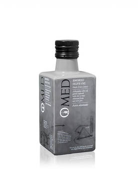 Olive Oil Smoked 250ml - Olive oils - OMED08AHC - 1