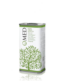 Olive Oil Hojiblanca Organic 250ml Tin - Olive oils - OMED11OR - 1